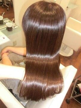 ペシェ (Peche)髪年齢若返るカラートリートメント
