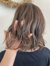 メディカルヘアー メド(MEDICAL HAIR MED)外国人風3Dベージュ**