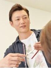 ヘアーアンドメイク きゃら(Hair&Make chara)長谷川 徳彦