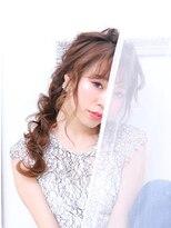 カイノ プラットプラット店(KAINO)【KAINO】ルーズヘアアレンジマーメイドスタイル