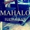 マハロ ヘアーアンドバー(MAHALO Hair&Bar)のお店ロゴ