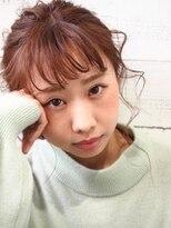 アーヌ エヌン(Anu Nn)イベント大好きアレンジヘア♪