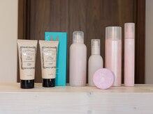 メロウ ヘアー(mellow HAIR)の雰囲気(香りと使用感にこだわった商材を取り揃えております。)
