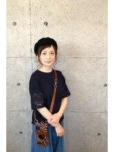 ヘアーデザイン ビークラフト(hair design be.CRAFT)飯田 千恵