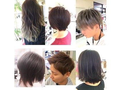 ユアーズヘアーエヴォリューション(Your's hairevolution)の写真