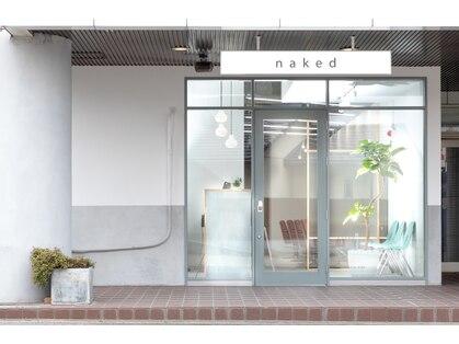 Hair make Naked
