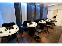 ノザワミチオインターナショナルカワサキ(Nozawa Michio International 川崎)の雰囲気(シャンプー台は、すべて話題のYUMEを設置しております。)