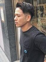 【増山コウガ】barberシチサン