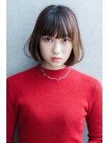 リル ヘアーデザイン(Rire hair design)【Rire-リル銀座-】エアリーボブスタイル☆