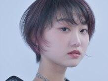 モンステラ ヘアメイク(monstera hair make)の雰囲気(顔周りにニュアンスカラーをON。人とはちょっぴり違うオシャレ。)