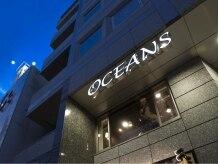オーシャンズバイレジーナ(OCEANS by REGINA)の雰囲気(そごうとキャスティ裏すぐ!OCEANSのLED看板が目印です★)