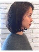 ジーナハーバー(JEANA HARBOR)【JEANAHARBOR、後藤】30代でもOK!抜け感グレージュボブ!