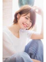 ベイルーム(BAYROOM by HONEY omotesando)【BAYROOM横浜】大人ナチュラル・小顔ショートボブ