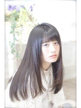 ヘアーアンドスパ リルト(Hair&Spa Lilt.)*Lilt.*艶スタイルストレート*