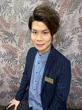サイファー ヘアークリエイション(CIPHER Hair Creation)上野 修平