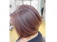 おしゃれ泥棒 亀山店の雰囲気(スタンダードな髪型から骨格に合わせた新しい髪型の提案も得意♪)