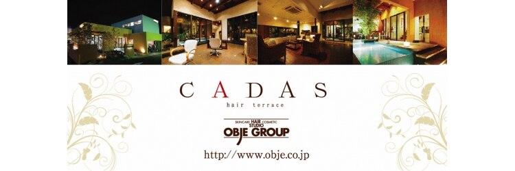 カダス(CADAS)のサロンヘッダー