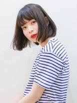 エトネ ヘアーサロン 仙台駅前(eTONe hair salon)《eTONe》揺れるシンプルボブ