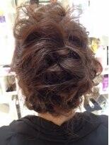 クラメール 黒崎コムシティ店(Kraemer)ブルーノがご提案する浴衣にあったヘアスタイル 7