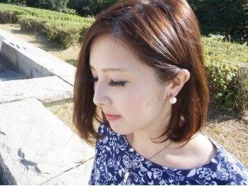 桃太郎 本店の写真/頭皮と髪に優しい、ツヤ髪が叶うと評判の「香草カラー」取扱いサロン♪