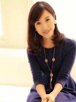 ガレット なんばウォーク(GALETTE)キャリア女性人気No.1ロングstyle