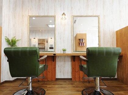 美容室TBK 東大宮店の写真