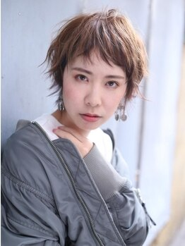 ヘアーモードケーティー 塚本店(Hair Mode KT)の写真/【カット+カラー¥12100 →¥6600】リーズナブルな価格でハイクオリティなお洒落ヘアに!トレンドも定番も◎