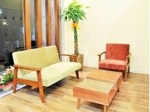 カレン(KLN)の雰囲気(カフェのようなゆったり落ち着ける待合室♪)