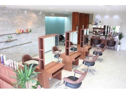 ヘアカラー カフェ(HAIR COLOR CAFE)の写真