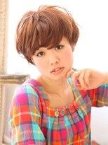 ブルームヘア 大宮(Bloom hair)ベリーキュート~マッシュ~ショートボブ~パーマスタイル