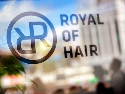 ロイヤルオブヘアー 富雄(ROYAL OF HAIR)の写真