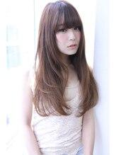 ロゼ 石橋(Rose)【Rose】柔らかストレート×大人ロング★