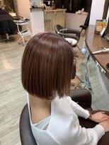 クロムヘアー(CHROME HAIR)ボブスタイル