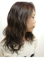 ヘアーリゾートラシックアールプラス(hair resort lachiq R+)《R+》人気ゆるパーマ☆バレイヤージュ