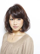【joemi 新宿】小顔カット 髪質改善 ボブ (大島幸司)
