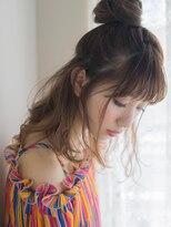 オジコ(ojiko)☆月曜営業☆【ojiko.】大人可愛いお団子スタイル
