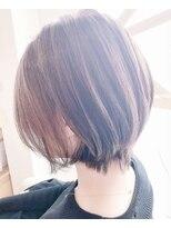 ソアンヘアー(SOAN hair)少し長めのショート