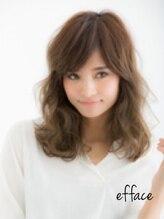 エッファセ 北本店(efface)《efface》ラフさと甘さが可愛い☆小顔パーマスタイル