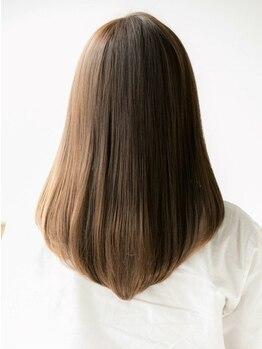 リヴィエラ 西日暮里店(Riviera)の写真/《毛髪科学の検定も合格》ヘアケアマイスターの資格を持つスタッフが髪のお悩みも親身に相談、解決します!
