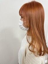 ヘアースタジオ ドゥドゥ(Hair Studio DoDo)orange!!!