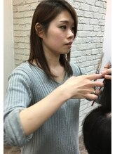 ウィズヘアー 大町店(wiz hair)杉本 沙智恵