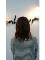 美容室 ボヌール【ボヌール】ふんわり☆ナチュラルコスメパーマ【オーガニック】