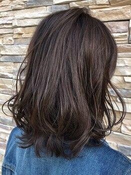 シャンブル ドゥ デフィ(chambre de Defi)の写真/「美しい」をいつまでも楽しんでほしいから。髪にも頭皮にもやさしい天然由来成分配合のカラーをあなたに…