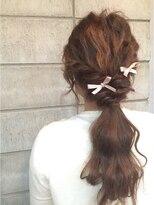 ココロ ヘアー 市野店(Cocolo hair)五分アレンジ