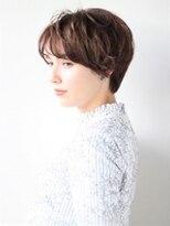 ケーツー 青山店(K two)【K-two青山】こなれ感小顔センシュアルショートヘア【表参道】
