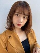 ガーデントウキョウ(GARDEN Tokyo)【GARDEN荒井夏海】シースルーバング×ふんわりレイヤーボブ