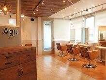 アグ ヘアー ナチュラ 天満橋店(Agu hair natura)の雰囲気(ゆったり寛げる居心地の良い空間です。)