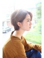 ガーデン ハラジュク(GARDEN harajuku)【Grow】高橋 苗 ゆるふわショート×ノームコア