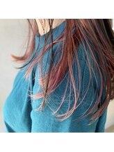 アンドレ ヘア デザイン(Andre Hair Design)inner × pink