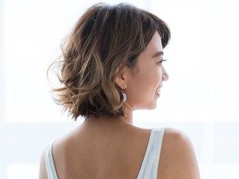 クート 東川口(ku-to)の写真/イルミナカラーと髪質改善で透明感&ツヤ感★〈東川口〉イルミナカラー/白髪染め/ヘッドスパも◎